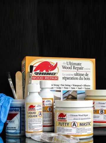 Rhino Wood Repair Kit