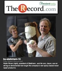 Rhino Wood Repair in Kitchener Record