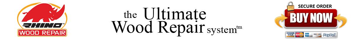 Rhino Wood Repair